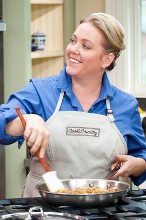Julia Davidson Test Kitchen