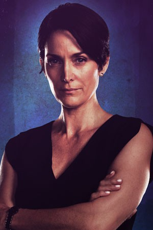 Miniposter Carrie-Anne Moss