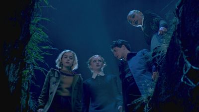 Chilling Adventures Of Sabrina Official Order All