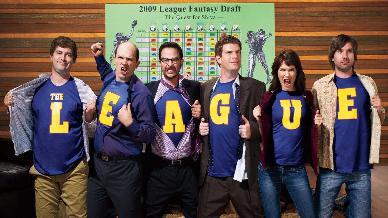Zevende en laatste seizoen voor The League