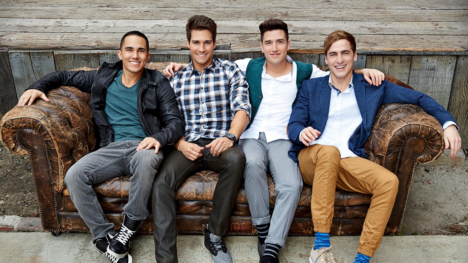 Nickelodeon vernieuwd Big Time Rush voor een derde seizoen