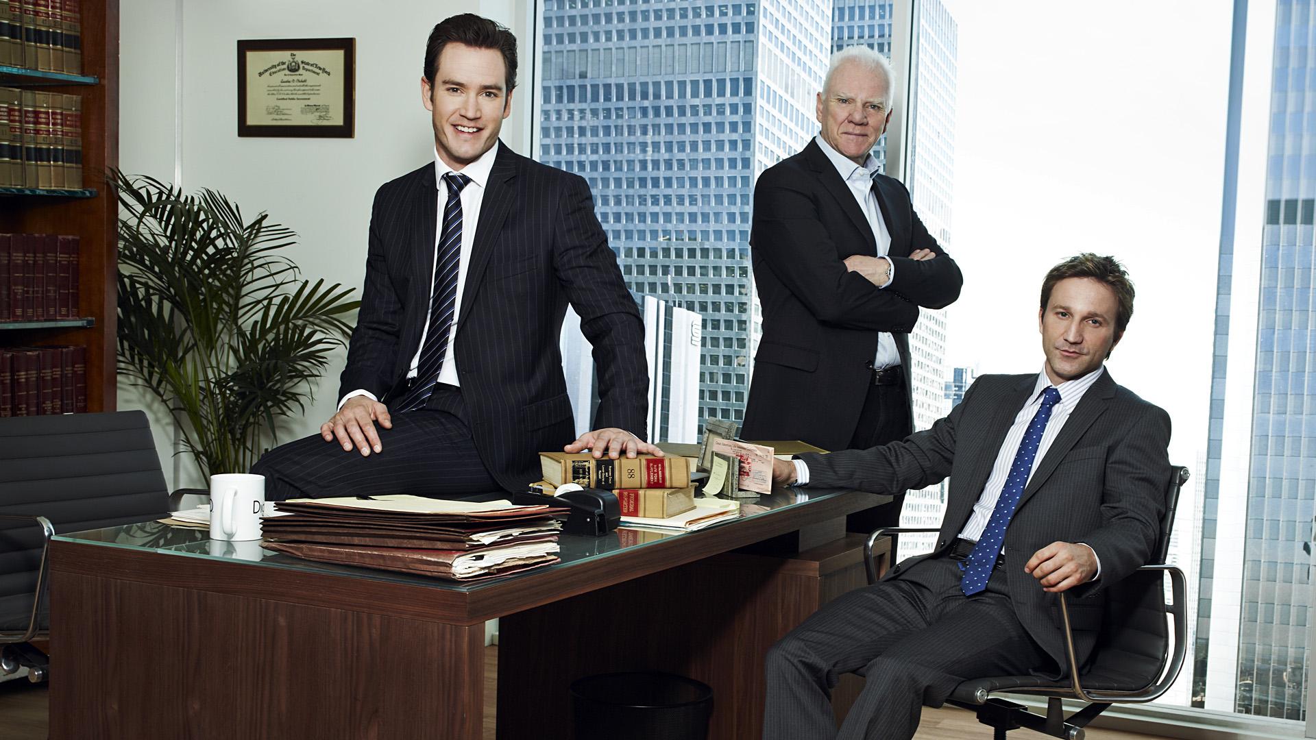 No fifth season for Franklin & Bash