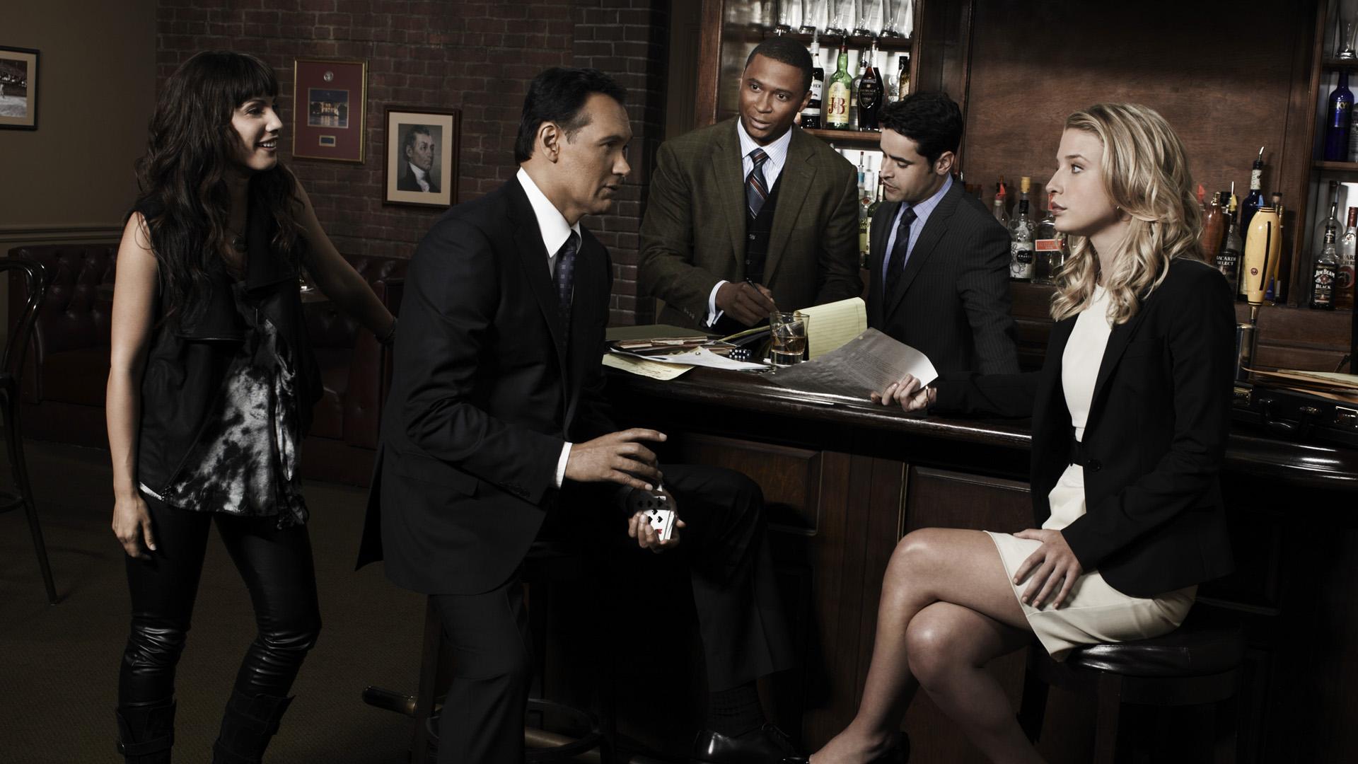 NBC cancelt Outlaw en verplaatst de serie naar zaterdag
