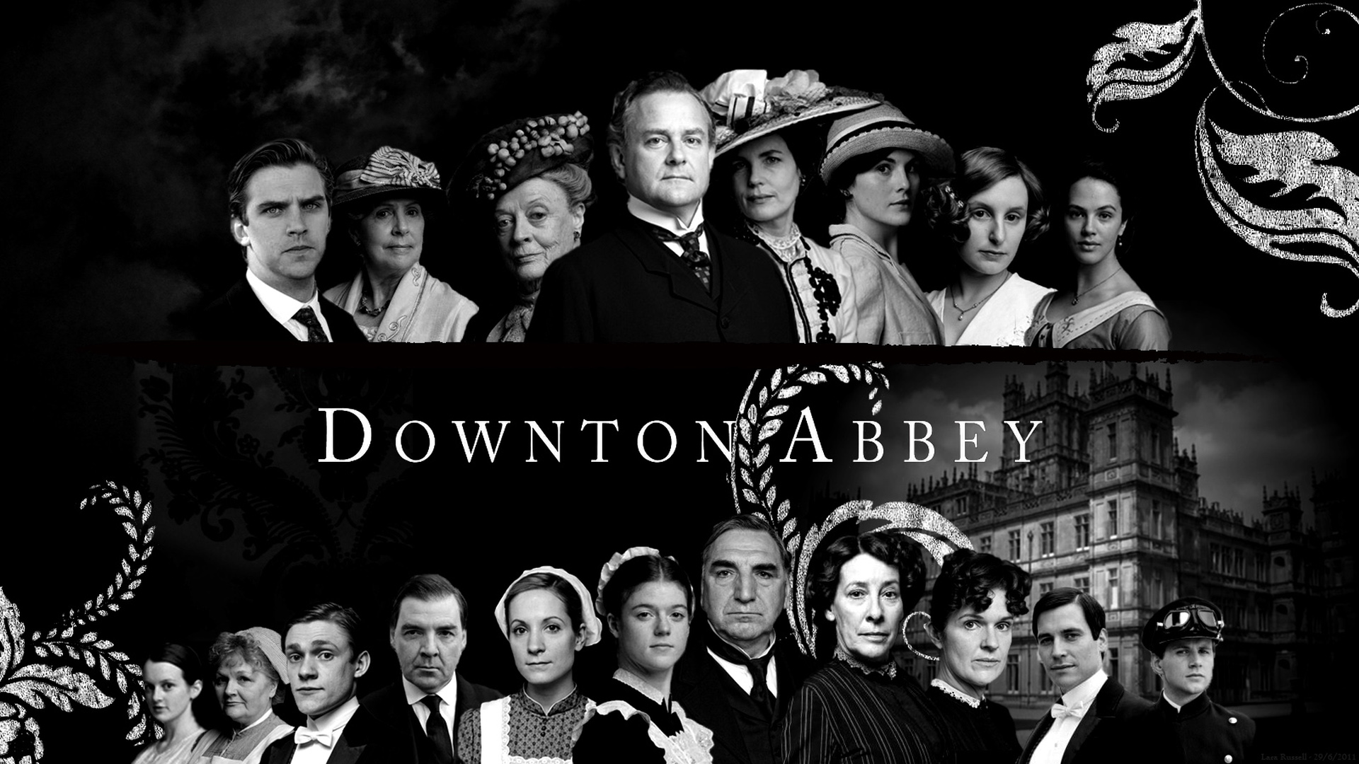 Downton Abbey speelfilm binnenkort bij Amazon