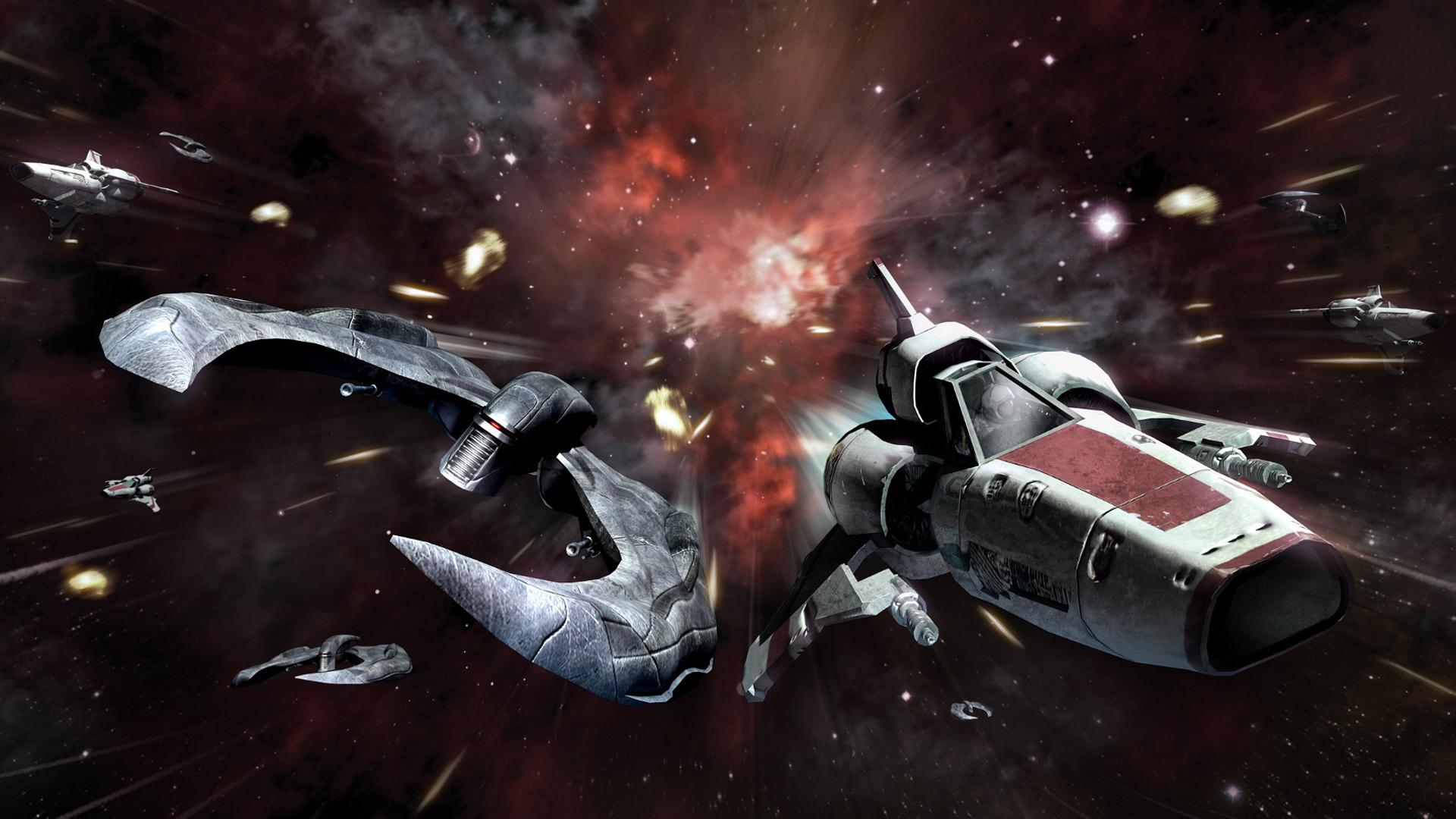 Battlestar Galactica Pilot Deutsch