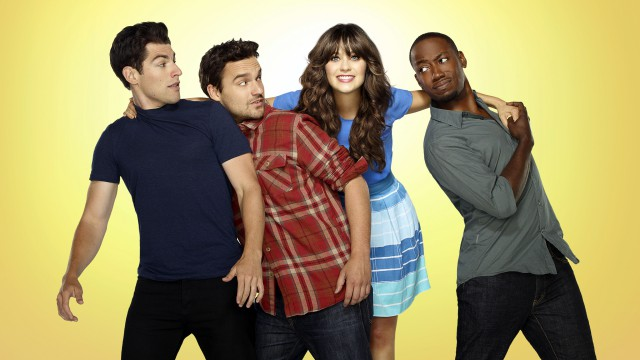 Watch New Girl s01e03 – Wedding