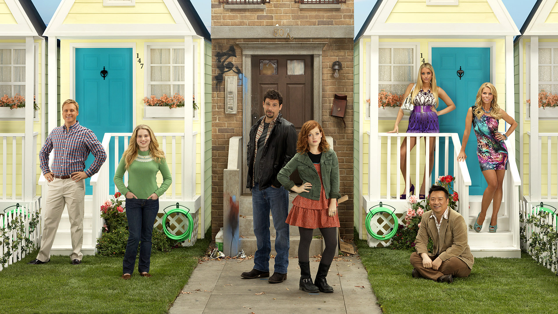 ABC also cancels 'Suburgatory', 'Super Fun Night' and 'The Neighbors'
