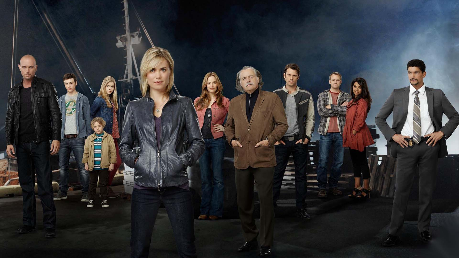 ABC cancels five series