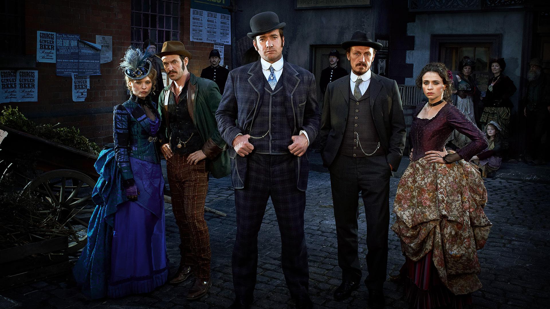 BBC gaat Ripper Street niet vernieuwen