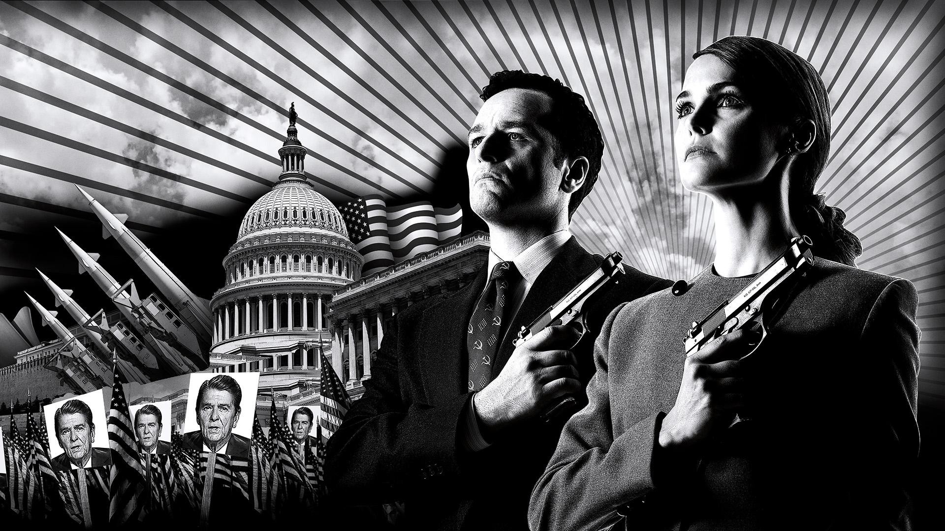 Vierde seizoen The Americans vanaf 28 februari op Netflix