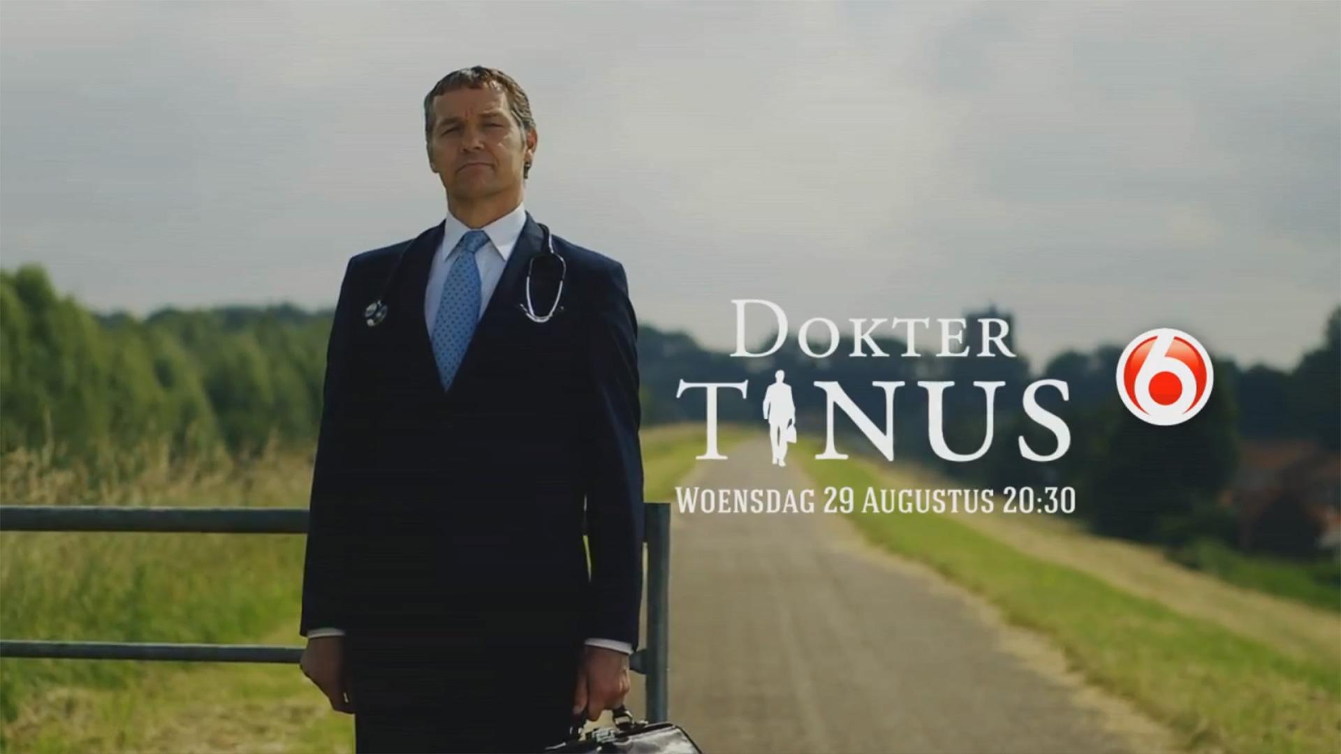 Maak kans op het tweede seizoen van Dokter Tinus