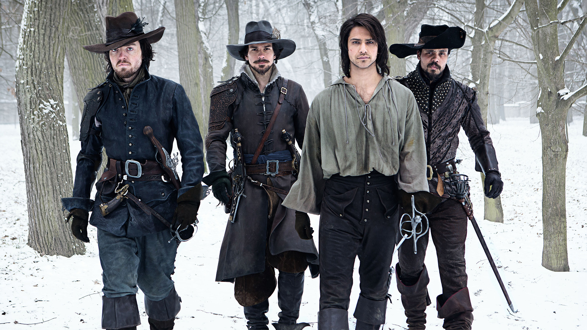Third season for The Musketeers