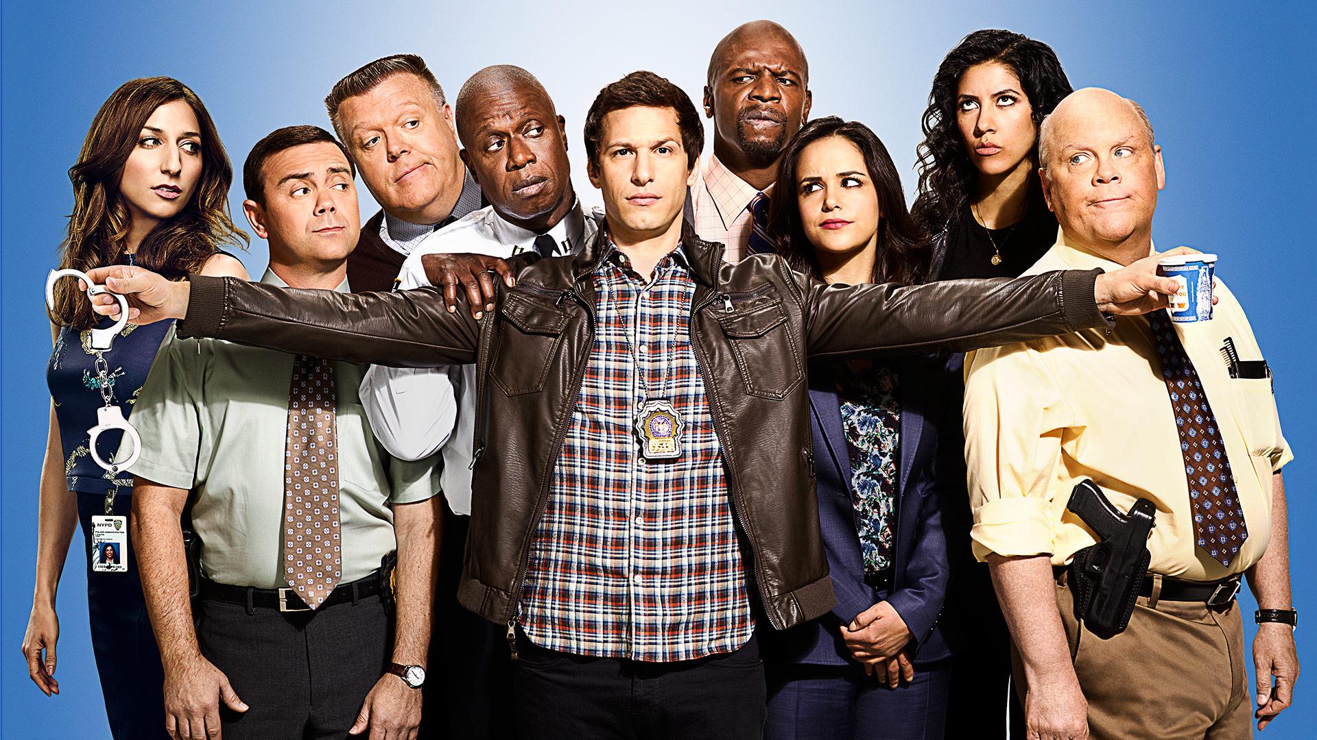 NBC lanceert nieuw seizoen Brooklyn Nine-Nine op originele manier