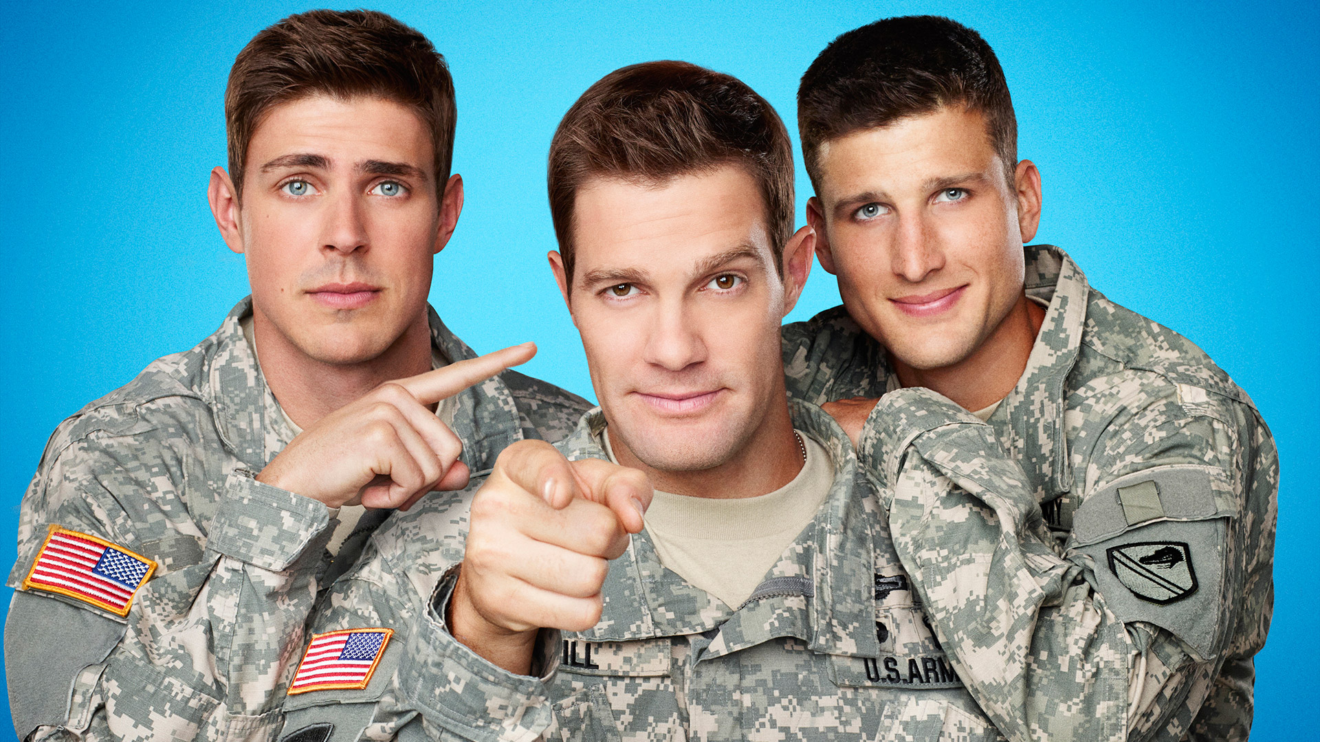 FOX cancels 'Dads', 'Enlisted', 'Rake' and 'Surviving Jack'