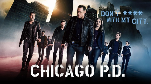 Minifanart Chicago P.D.