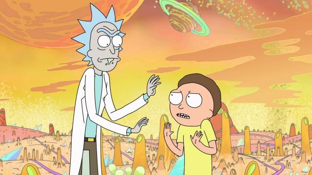 Animatieserie Rick and Morty krijgt 70 nieuwe afleveringen