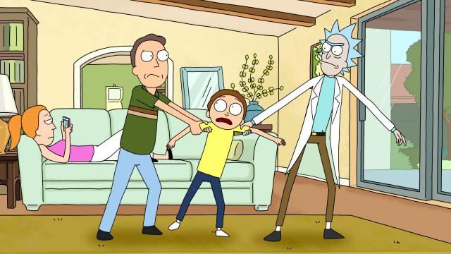 Netflix komt met vierde seizoen Rick and Morty