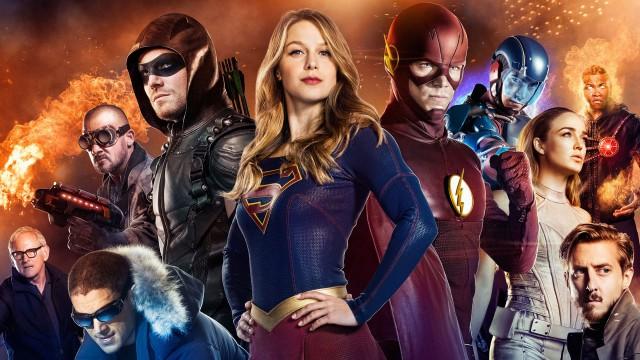 Superman neemt Lois Lane mee naar de Arrowverse cross-over in december