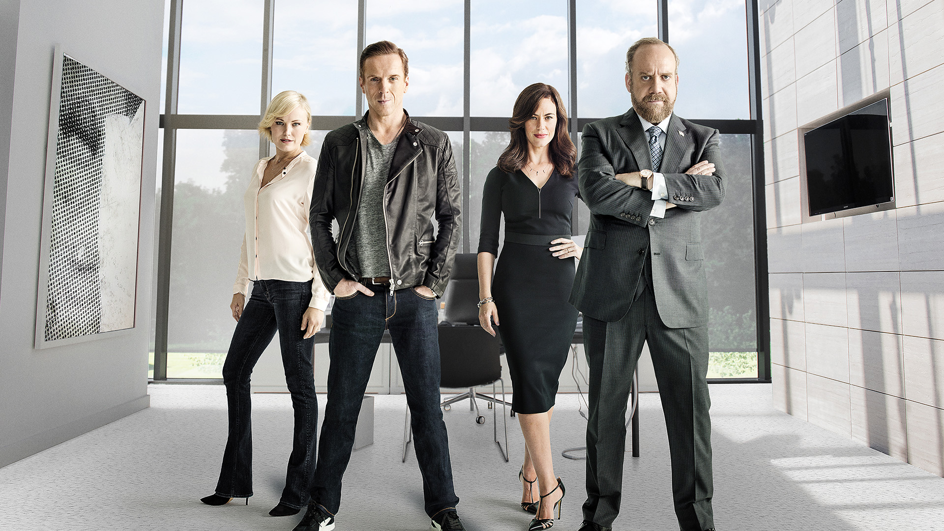 Casting news and release date for Billions