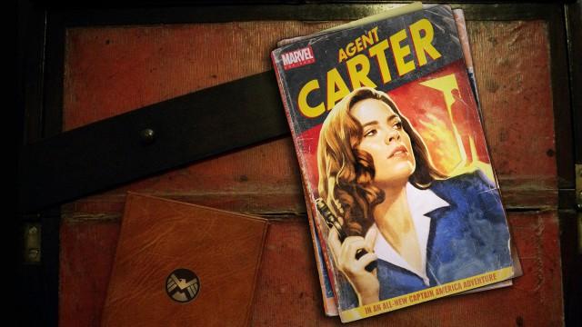 Twee seizoenen van Agent Carter te zien bij Videoland