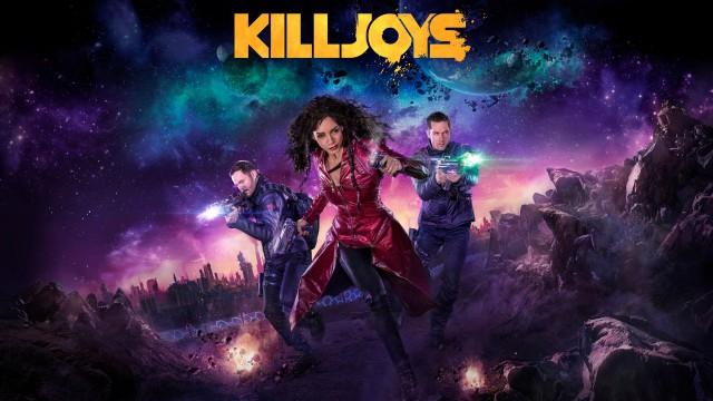 Maak kans op het vierde seizoen van Killjoys