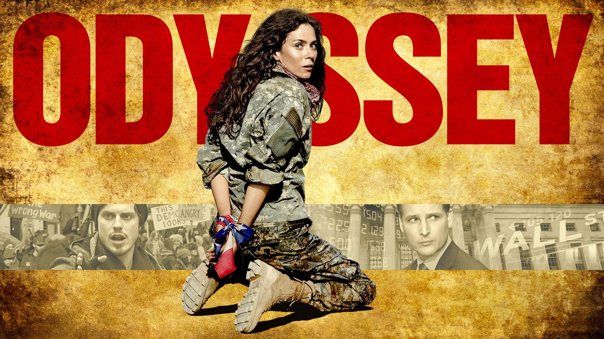 No second season for American Odyssey