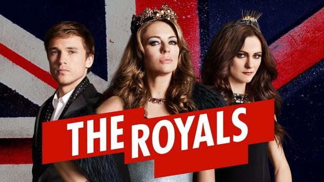 Dramaserie The Royals met Elizabeth Hurley stopgezet