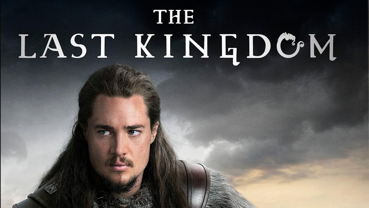 Derde seizoen The Last Kingdom in januari bij Netflix
