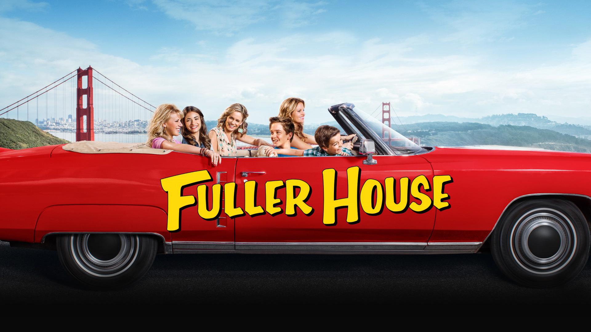 Releasedatum tweede deel seizoen vijf Fuller House op Netflix bekendgemaakt