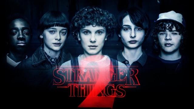 Stranger Things winnaar bij MTV Movie & TV Awards