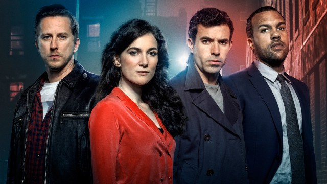 Misdaadserie The Five in augustus bij Videoland