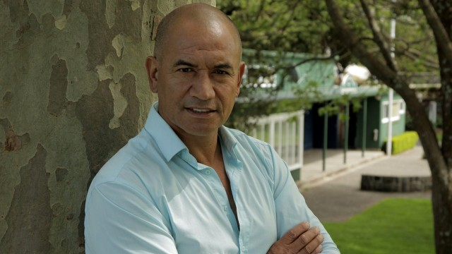 The Life and Times of Temuera Morrison