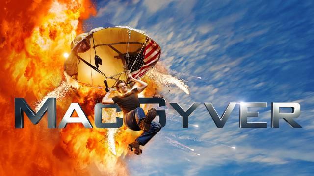 Maak kans op het eerste seizoen van MacGyver (2016)