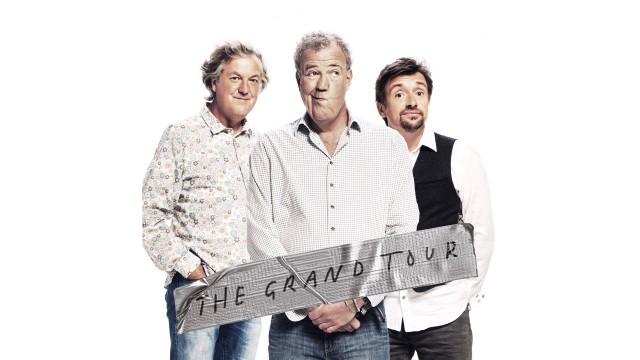 Amazon lanceert trailer derde seizoen The Grand Tour
