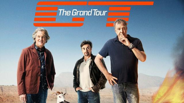 The Grand Tour krijgt vierde 'seizoen'