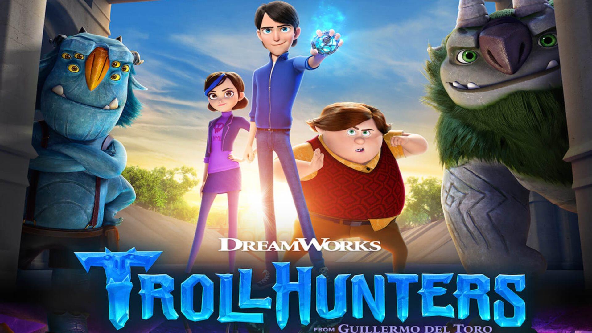 Trollhunters - Seizoen 1