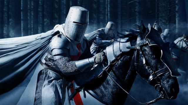 Tweede seizoen Knightfall start in maart