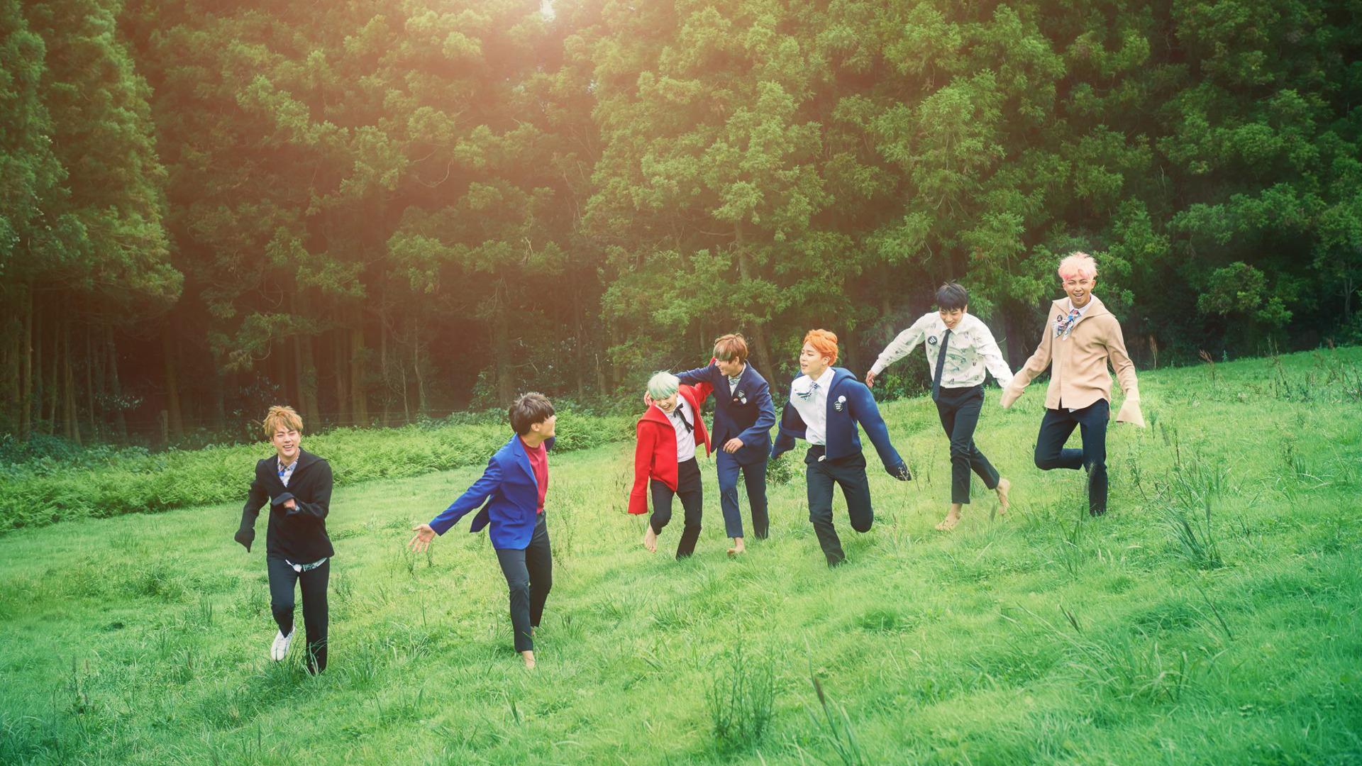 Run BTS!