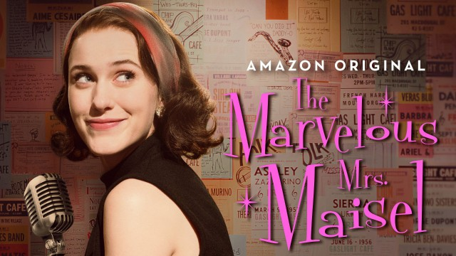 Trailer voor het derde seizoen van The Marvelous Mrs. Maisel