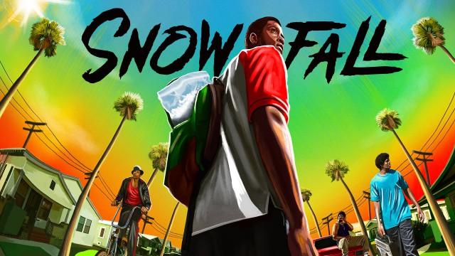 Vierde seizoen voor Snowfall