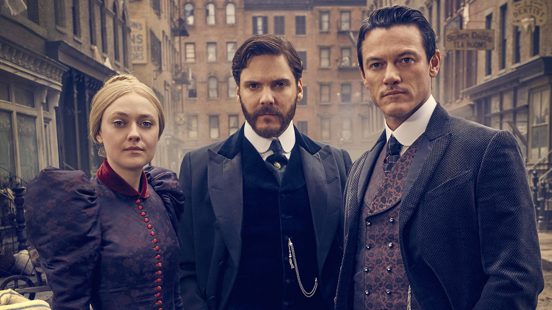 The Alienist: Angel of Darkness has a release date!