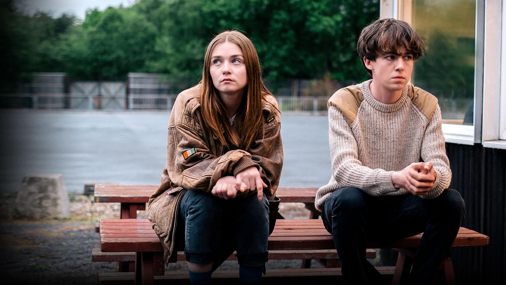 Tweede seizoen The End of the F***ing World in november bij Netflix