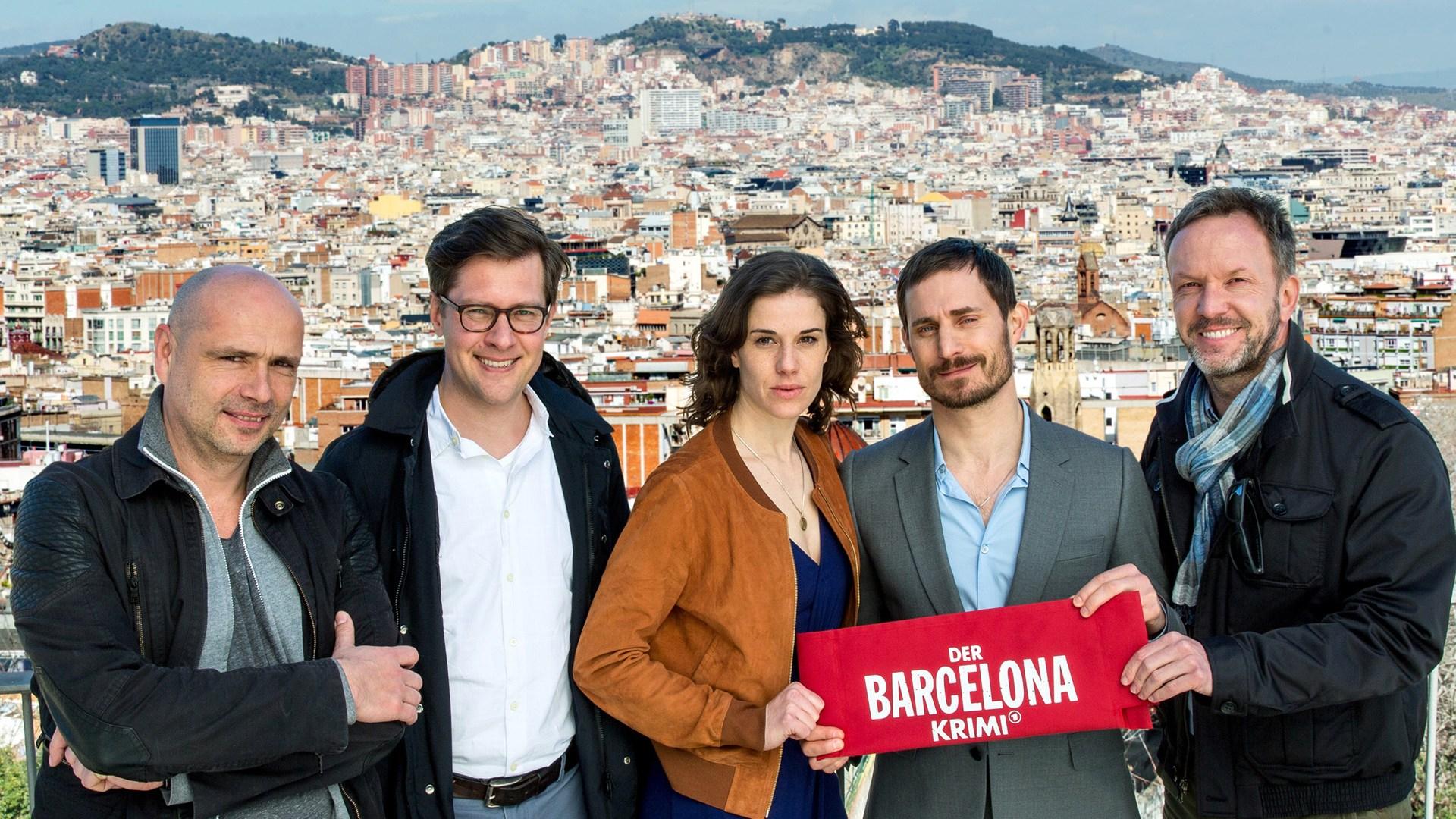 Der Barcelona-Krimi