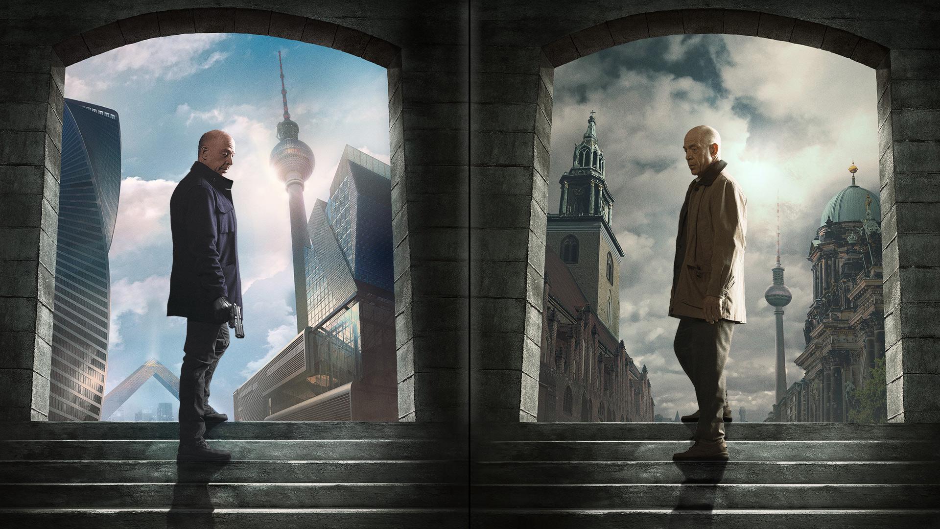 Thrillerserie Counterpart vanaf 2 mei bij Ziggo