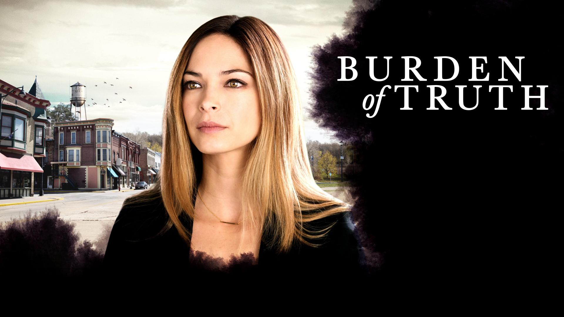 CBC-serie Burden of Truth ook te zien bij The CW