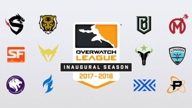 Overwatch League Season One