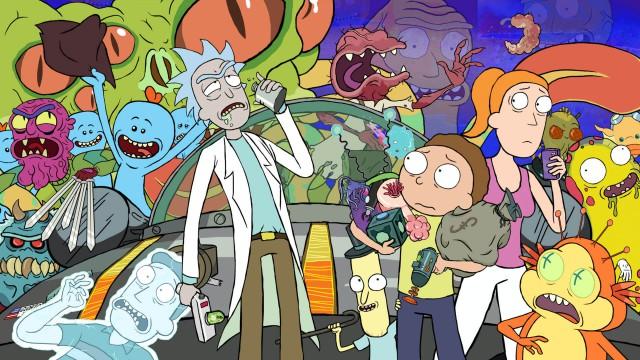 Animatieserie Rick and Morty keert terug in november