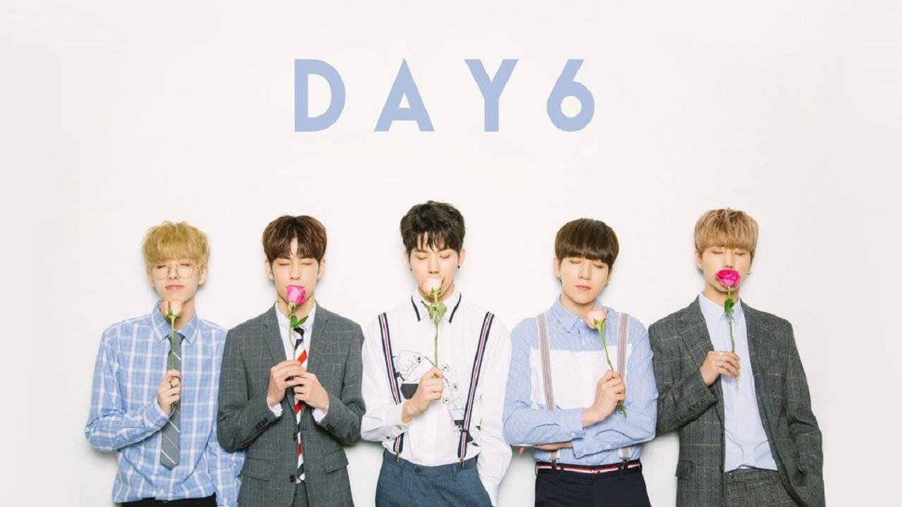 DAY6 vLive show