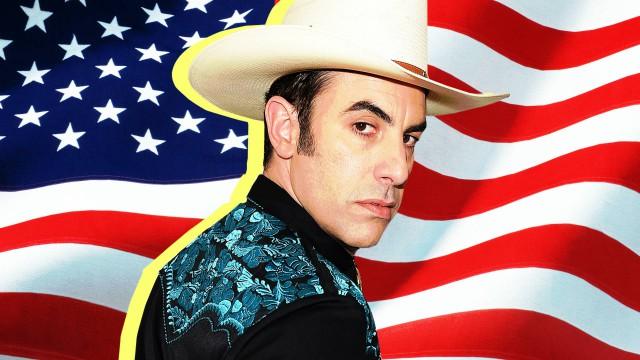 Sacha Baron Cohen met Who Is America? op NPO 3