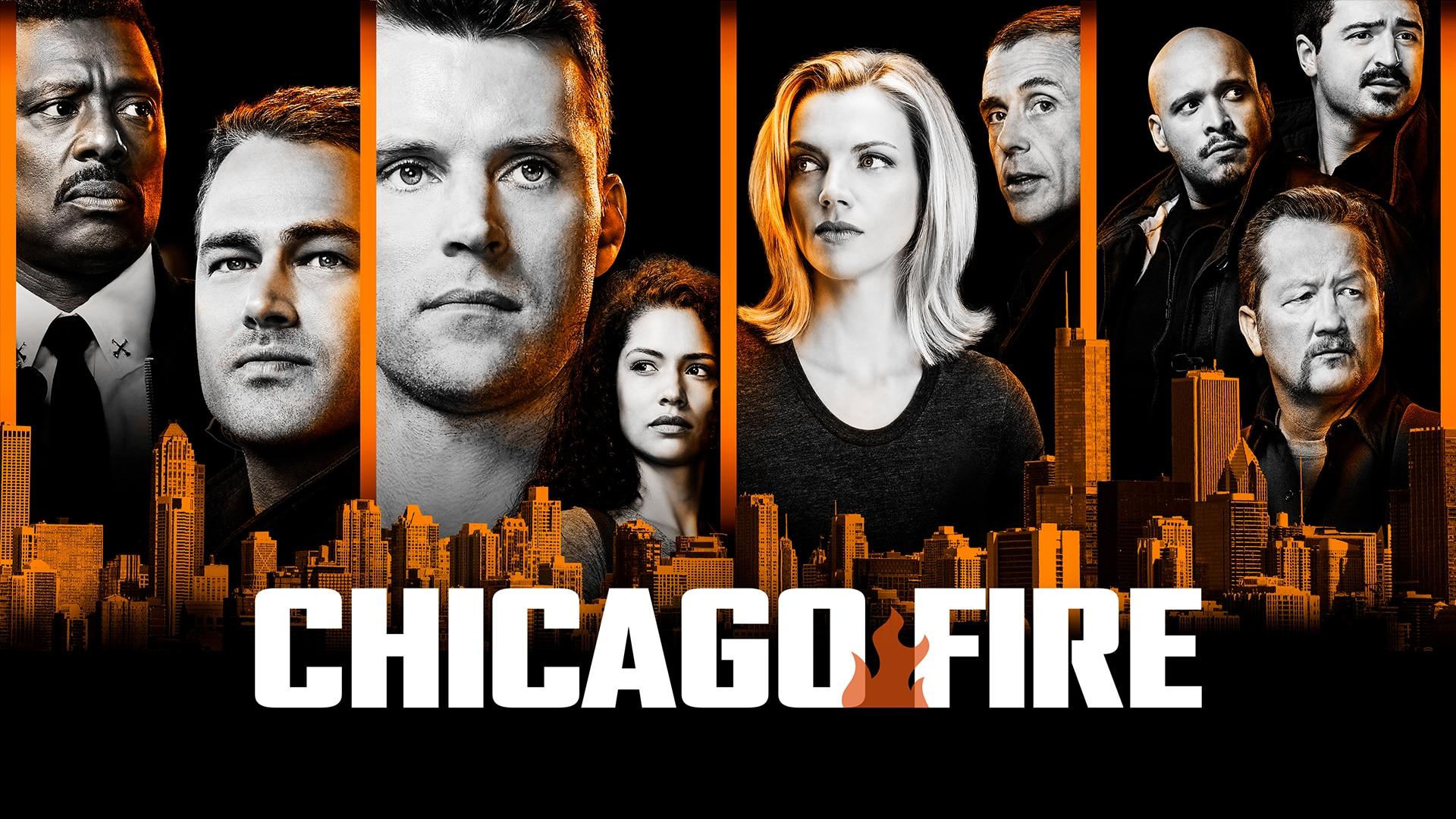Vaste rol voor Alberto Rosende in Chicago Fire
